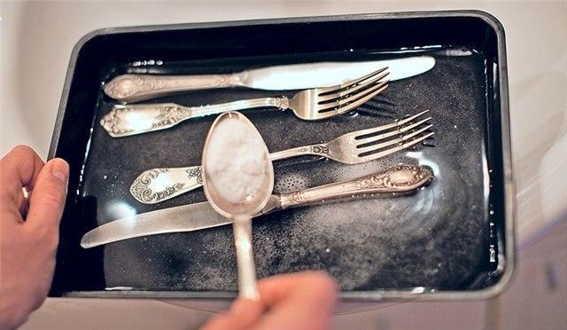 Как определить в домашних условиях серебро