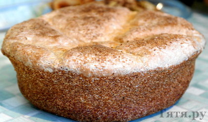 Делаем закваску для бездрожжевого хлеба своими руками