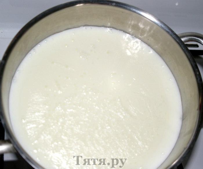 Домашний адыгейский сыр: простой рецепт с фото