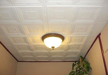 Выбираем потолок для кухни
