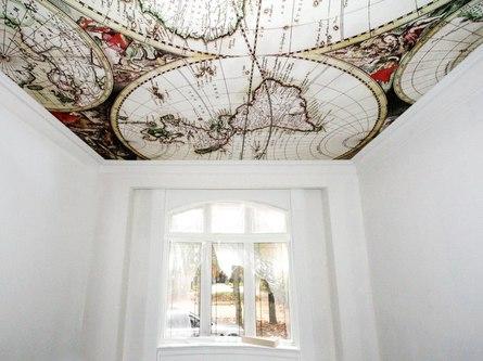 Как сделать уникальные и красивые тканевые потолки?