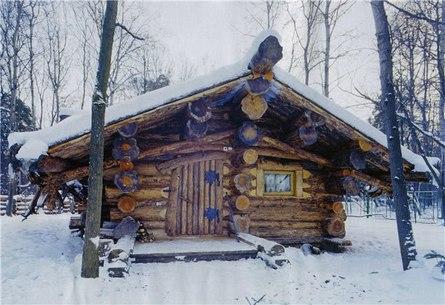 Сооружение русской бани собственными силами