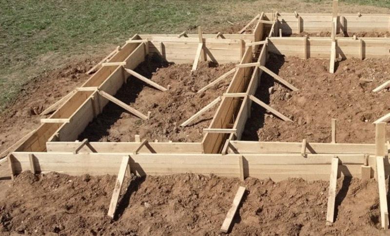 фундамент под деревянный дом своими руками пошаговая инструкция - фото 10