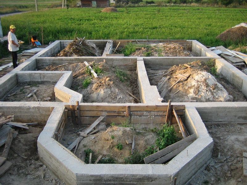 фундамент под деревянный дом своими руками пошаговая инструкция - фото 8