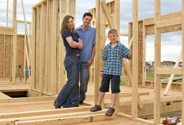 Построить своими руками недорого каркасный дом