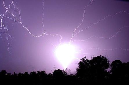 Шаровая молния – необычное явление природы
