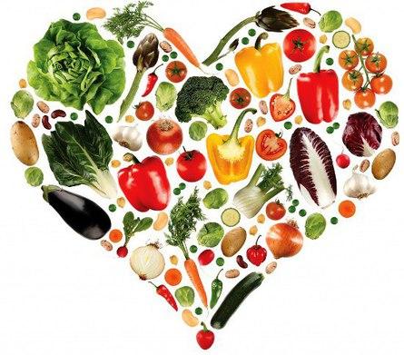 Питание, полезное для сердца