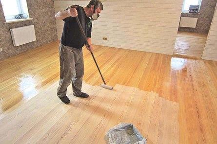 Как сделать своими руками качественный и долговечный деревянный пол?