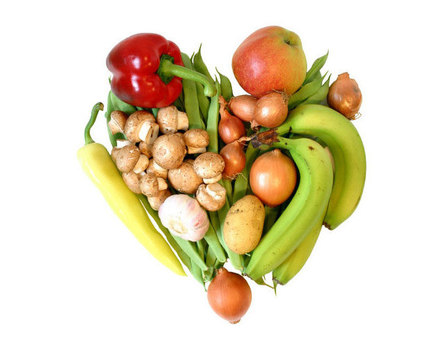 Связь между диетой и болезнями сердца