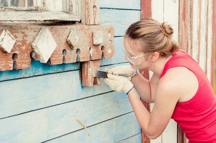 Полезные советы для покраски окон самостоятельно