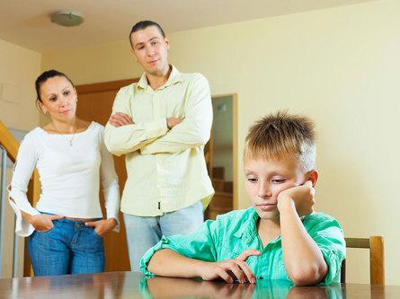 Какими могут быть родители?