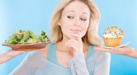 Как правильно питаться, чтобы быть красивой и здоровой?