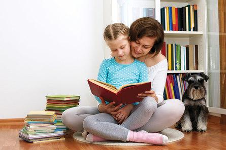 Как научить ребёнка любви к чтению