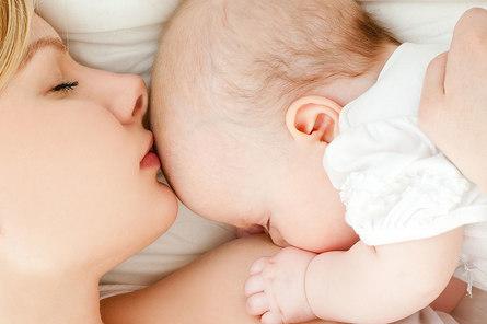 Ценные иммунологические свойства грудного молока