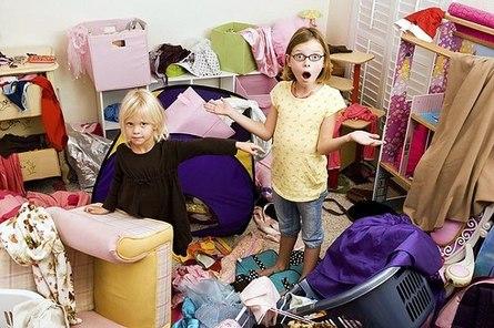 Порядок в комнате – порядок в голове