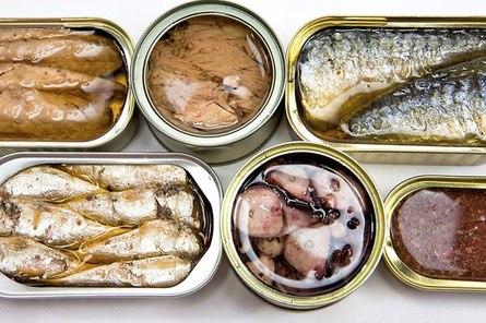 Рыбные консервы по-домашнему