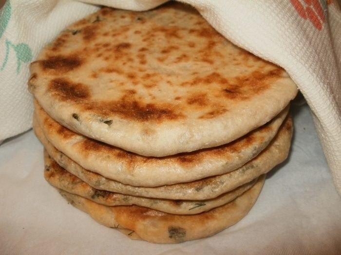 Казахские лепешки рецепты 35
