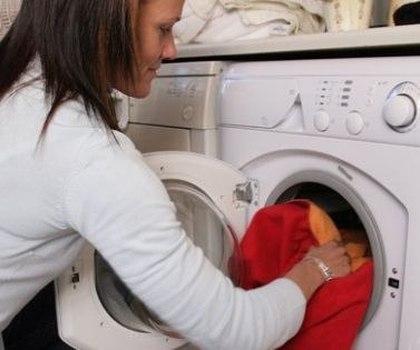 Стираем пуховые подушки в стиральной машине