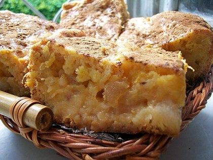 Вкусная шарлотка, или пирог с яблоками, без яиц