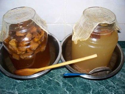 Делаем квас в домашних условиях: рецепт без дрожжей