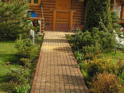 Как сделать садовую дорожку самостоятельно?