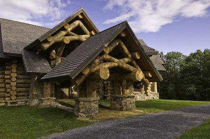 Как «срубить» дом своими руками?