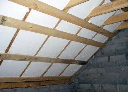 Нюансы самостоятельного утепления крыши