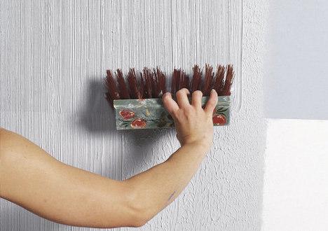 Окраска стены своими руками 11