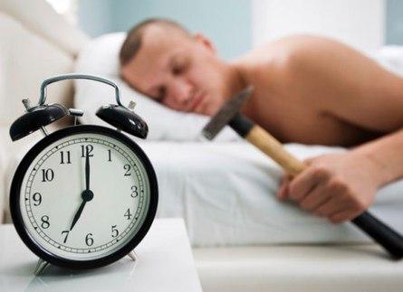 Приучаем себя вставать рано утром