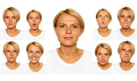 Мнение о вас зависит... от вашего выражения лица!