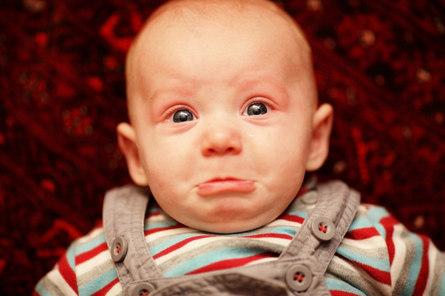 Первые дни новой жизни. Почему же он плачет?
