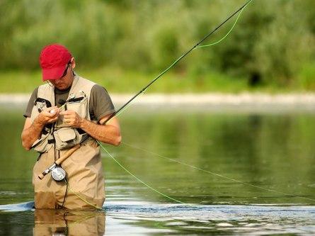 Основные правила рыбной ловли