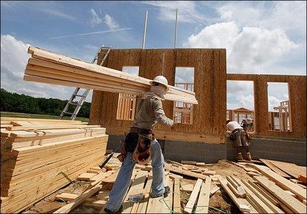 Каркасная технология строительства: преимущества и недостатки