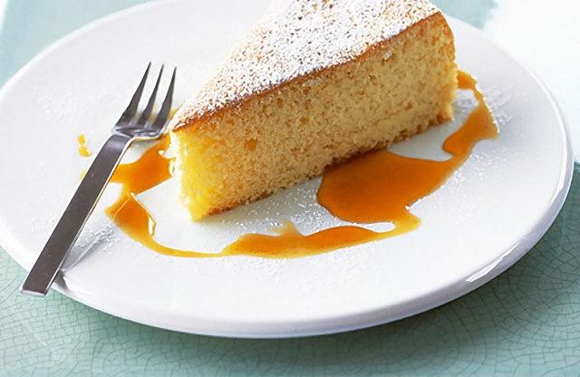 Простой пирог без ничего