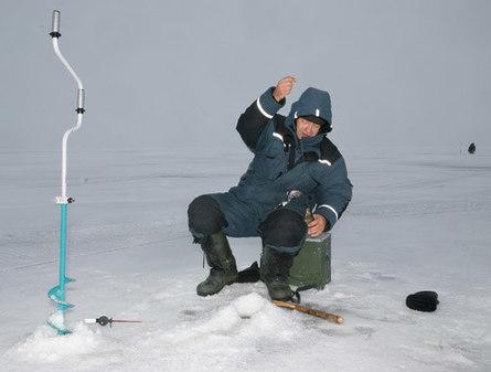 Как одеться на зимнюю рыбалку