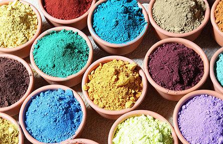 Рецепт натуральной краски для дома своими руками