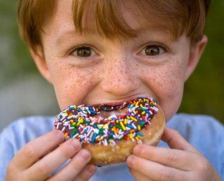 Как испортить вкус ребёнку