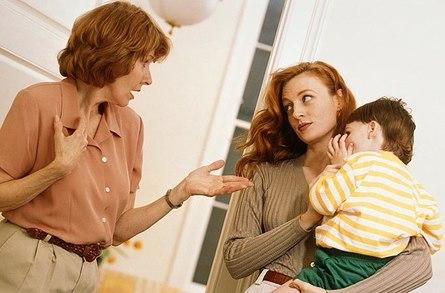 Как повлиять на «непослушную» бабушку