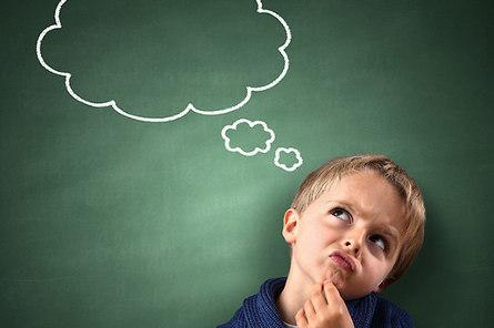 Как думают дети? Записки думающей мамы