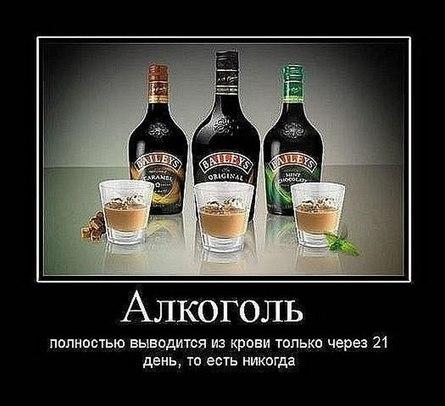 Дамы, пейте молоко, а не алкоголь