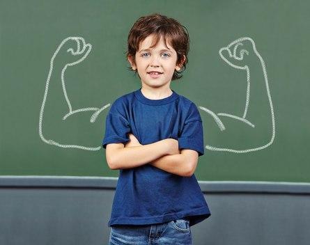 Как вырастить уверенного в себе ребёнка