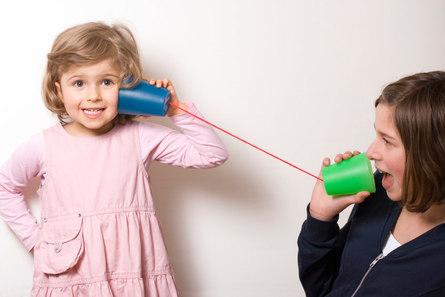 Учим ребёнка общению: азы