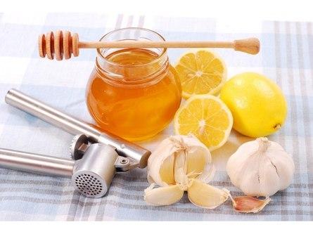 Народный рецепт против гриппа