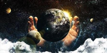 Гипотеза парадоксального происхождения человека и мироздания