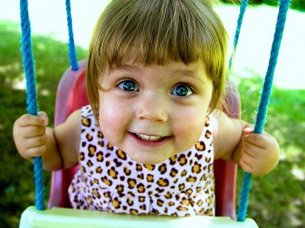 Как вылечить ребёнка силой мысли