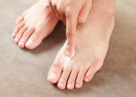 Народные способы устранения грибка на ногах