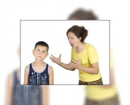 Мама, не кричи на меня! Как перестать кричать на ребёнка?