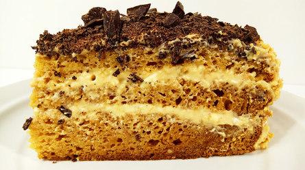 """Очень вкусный праздничный торт """"Мужской идеал"""""""