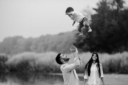 174 способа укрепить привязанность с ребёнком