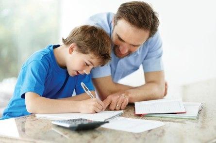 Четыре этапа воспитания детей